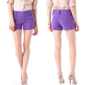 Alice + Olivia Wide Waistband Shorts